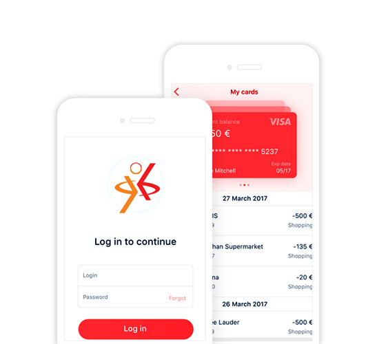 Kuber Accounting Mobile App